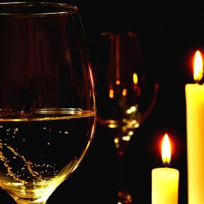 Table insolite et romantique