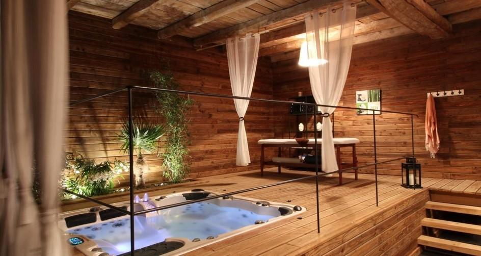 Chambres d'hôtes & spa privatif à Chinon